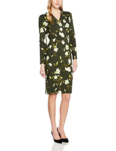 Eastex Women's Magnolia Print Dress