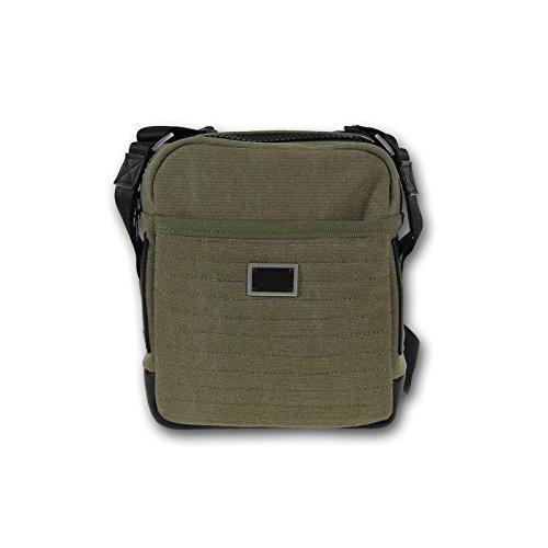 Antony Morato Borsa a tracolla Crossover Men Shoulder Bag Khaki Verde