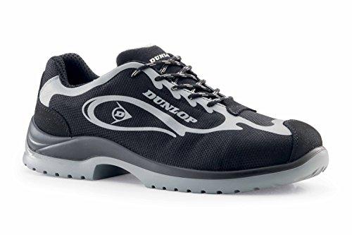 Dunlop Dl0201005, Calzature di Sicurezza da Uomo Nero