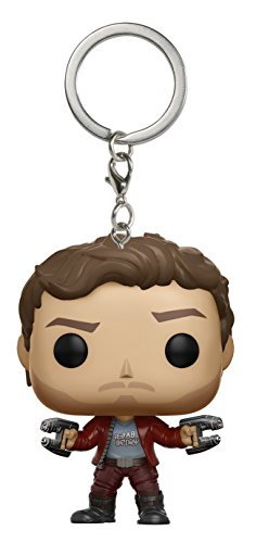 Price comparison product image Guardians of the Galaxy Vol 2 Pocket POP! Keychain: Marvel: Star-Lord