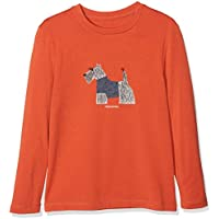 Craghoppers First Layer Long Sleeve Camiseta, Infantil, Warm Ginger, Size 13 Years