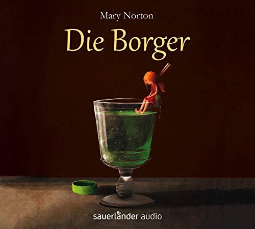 Buchseite und Rezensionen zu 'Die Borger' von Mary Norton