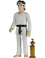 Funko 018491Reaction: The Karate Kid Daniel larusso en Suit Action Figure, 9.5cm