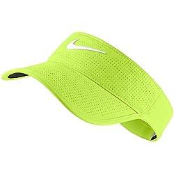 Visera Perf Golf by Nike gorra de golfvisera (One Size - amarillo neón )