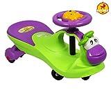 #5: Baybee MooMoo Swing Car (Green)