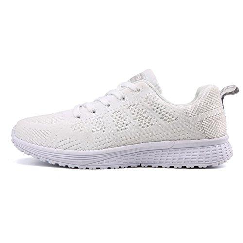 Qianliuk Frauen Sommer Sneakers Atmungsaktive Mesh Damen Running Schuhe Leichtathletik Sport Schuhe Frau Joggen Walking Sportschuh