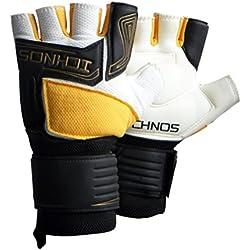 Ichnos guantes de portero fútbol sala / futsal adulto (9)