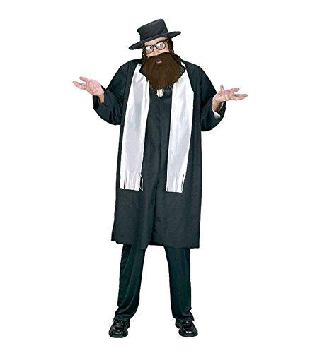 Adults Jewish Rabbi Fun World Fancy Dress ()