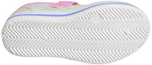 Trolls Mädchen Tr000383 Geschlossene Ballerinas Mehrfarbig (White Silver/Pink 041)