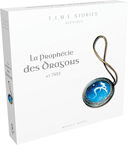Asmodee &Ndash; scts03fr – Time Stories – Erweiterung A Prophecy of Dragon