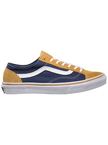 Vans Style 36 Slim Sneaker Amber Gold Denim Foncé Amber Gold Denim