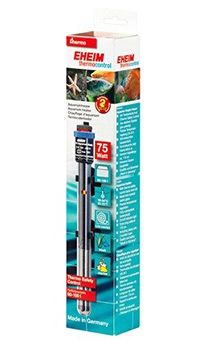 Eheim 75Watt thermocontrol Aquarium Heizstab,Regelheizer,Heizung,Süß&Meerwasser