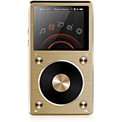 Fiio Baladeurs audiophiles X5 II Gold