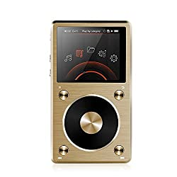 FiiO X5-II Portable Music Player (Gold)