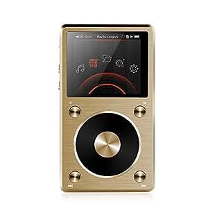 FiiO X5-II Portable Music Player (Gold)