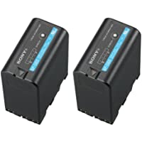 Sony 2BP-U60 Lithium-Ion 14.4V batterie rechargeable - Batteries rechargeables (56 Wh, Lithium-Ion (Li-Ion), 14,4 V, Noir, 2 pièce(s))