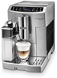 De'Longhi Primadonna EvoAutomatic Coffee Machine Silver, ECAM510.55.M, UAE Ver