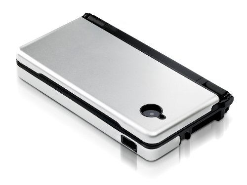 Thrustmaster DSi Zubehr Metal Case Platinium Silver DSi