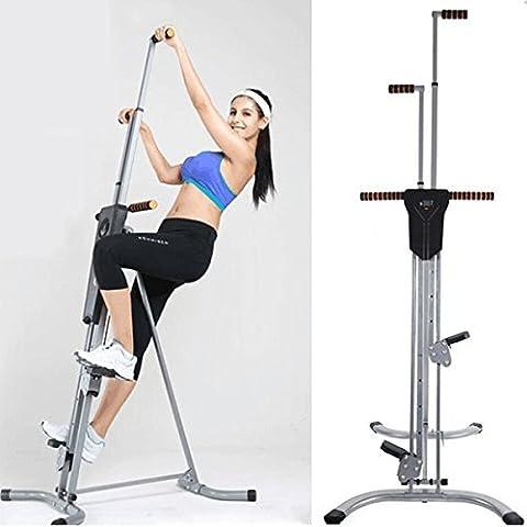 Anaelle Pandamoto Vertical Gym Appareil de Sport Réglables en Hauteur, Taille: 95*73*194cm, Poids:14kg,