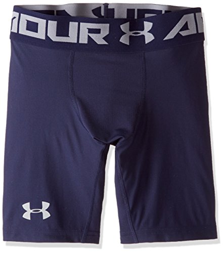 Under Armour Herren HG Armour 2 Comp Kurze Hose , Midnight Navy / Steel (410) , M