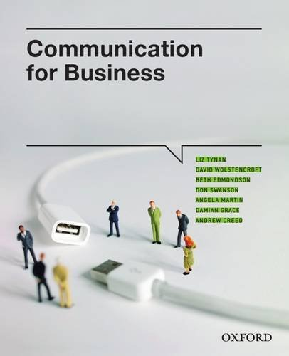 Communication for Business by Liz Tynan (2013-12-31)