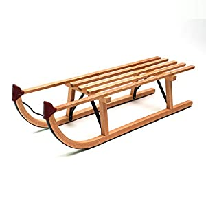 DEMA Holzschlitten Davos 100 cm
