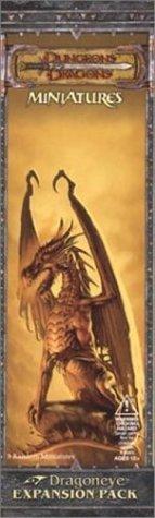 Dragoneye Expansion Pack (Dungeons & Dragons Miniatures) Miniaturenspiel [englischsprachige Version]