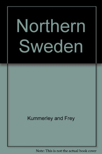 Northern Sweden (Kummerly Frey): Alle Infos bei Amazon