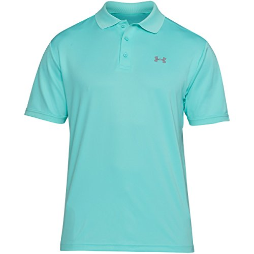 Under Armour Herren Poloshirt Performance Tropical Tide/Zinc Gray