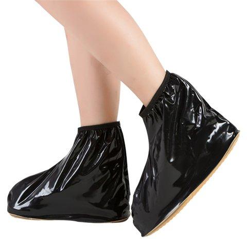 HHBO Adatti i pattini impermeabili di modo delle donne dei pattini delle scarpe degli uomini delle scarpe dei pattini xl