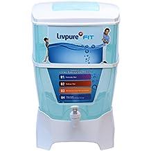 Livpure Fit Gravity 9-Litre Water Purifier (Blue)
