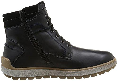 Josef Seibel Rudi 09 11751 TD799 Herren Desert Boots Schwarz (schwarz 600)