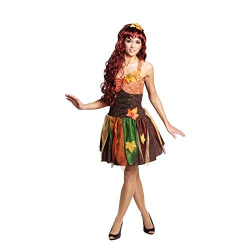 ahil Lea disfraz de elfo Fairy hada del otoño disfraz de hada del bosque, Elf Elf disfraz de hada para disfraz de hada para disfraz de hada del bosque