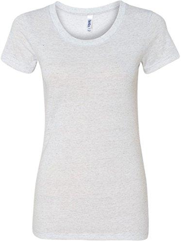 Kariban Vintage kv2104–T-Shirt Weiß - White Fleck Triblend