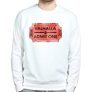 Ticket To Valhalla Vikings Norsk Pullover