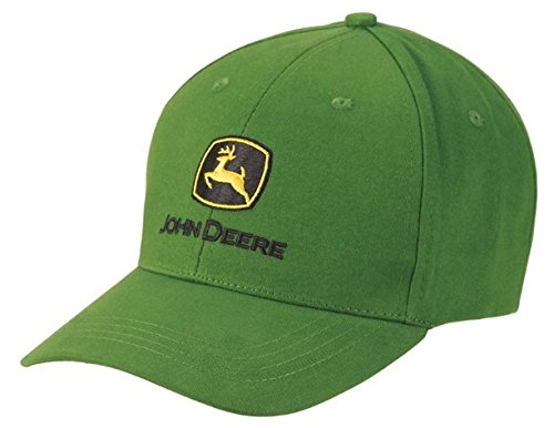 John Deere Basic Baseball Hat Cap Green - John Deere Trucker Hats