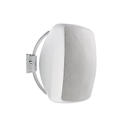 Jamo I/O 1A2 WH Diffusore da Interno/Esterno Due Vie, Woofer 110 mm, Staffa Inclusa, Bianco prezzo scontato - Polaris Audio Hi Fi