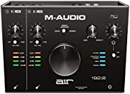 M-Audio AIR 192|8-2-In 4-Out USB Audio/MIDI Interface with Recording Software from Pro-Tools & Ableton Liv