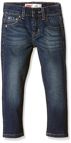 Levi's jean pour homme 510 garçon taille Bleu - Bleu indigo (46)
