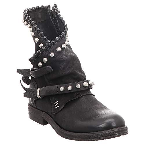 AS98 | Airstep | Biker Boot - schwarz | Nero, Farbe:schwarz, Größe:40
