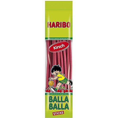 Haribo Balla-Balla Sticks Kirsche
