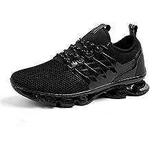 59898035e8019a WateLves Herren Laufschuhe Fitness straßenlaufschuhe Sneaker Sportschuhe  atmungsaktiv Rutschfeste Mode Freizeitschuhe