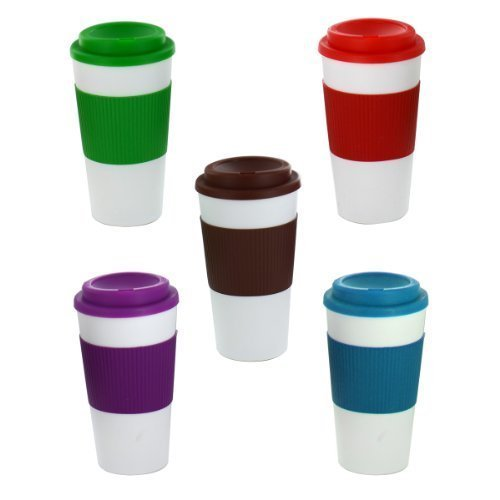 New-Thermal-Insulated-Cup-Coffee-Tea-Plastic-Travel-Mug-Takeaway-Lid-450ml-16oz-Shopmonk