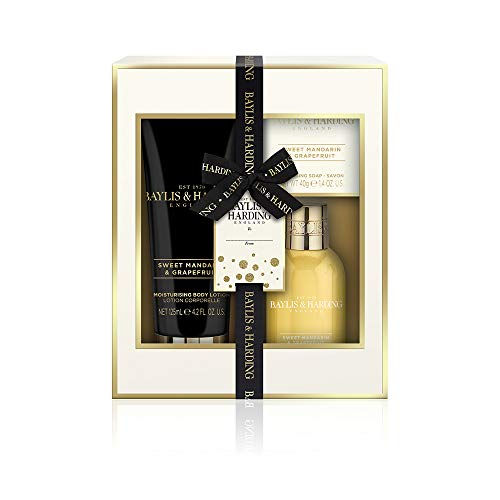 Baylis & Harding Sweet Mandarin & Grapefruit Luxury Bath & Body Treats