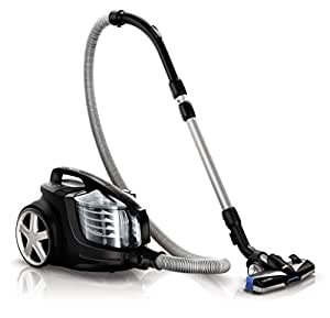 Philips Ultimate Bagless Cylinder Vacuum Cleaner, Dog and Cat hair and Anti-Allergen FC9920/69