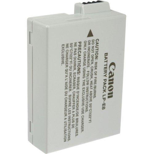 Canon LP-E8 Batteria per Macchina Fotografica  EOS 600D, EOS 650D and EOS 700D