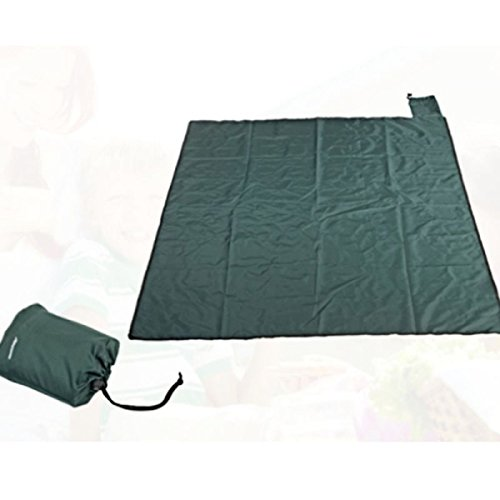 Outdoor Wasserabweisenden Nylonmaterial Die Ganze Familie Wärmegedämmt Feuchtigkeitsbeständig Picknickmatte Faltbar 130 * 150CM