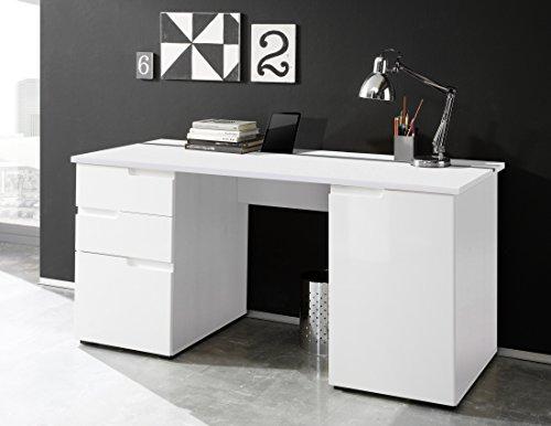 Schreibtisch Amazon (Schreibtisch weiss Hochglanz)