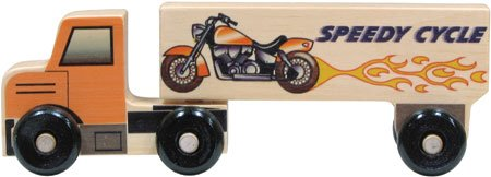 Maple Landmark Speedy Cycle Semi Truck Made in USA