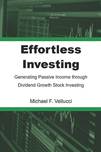 Effortless Investing: Generating Passive Income through Dividend Growth Stock Investing